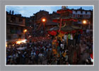 Biska Jatra at The Bhaktapur Community