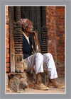 Old Man in Patan1